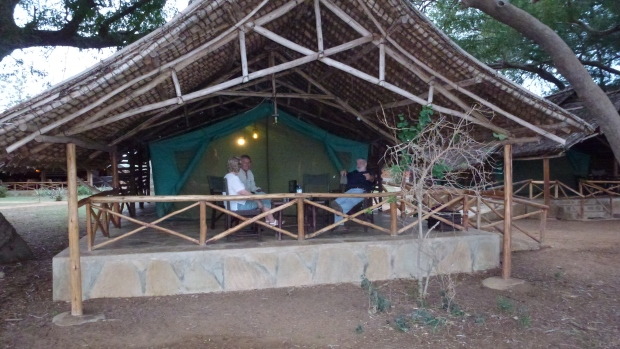 Satao Camp Tent Tsavo East