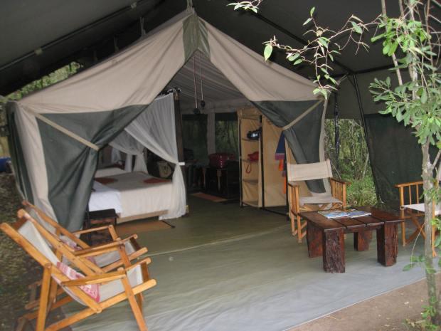 Tent Mara Bush Camp